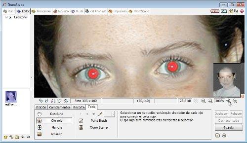 Ojos rojos 12