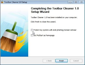 Toolbar Cleaner 3