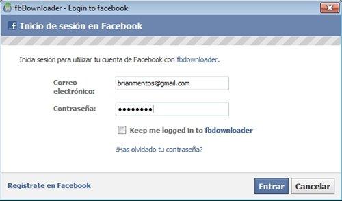 fbDownloader 1