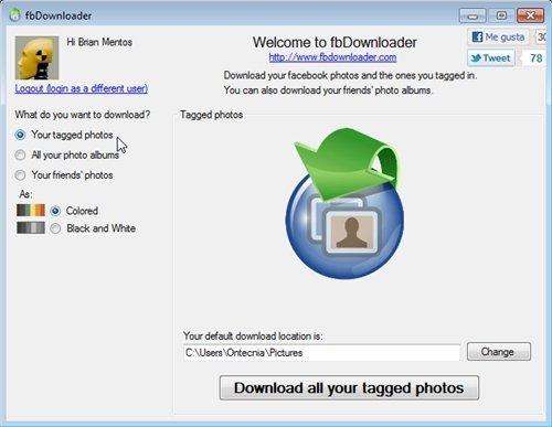 fbDownloader 2