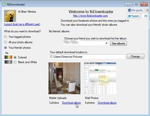 fbDownloader 4