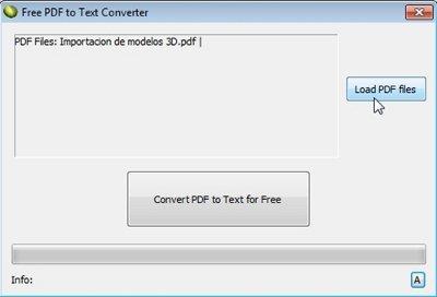 Convertir PDF a texto gratis