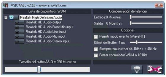 audiolatencia