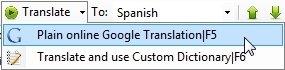 Traductor Google 2