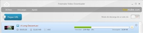 Freemake Video Downloader 3