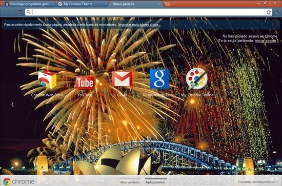 My Chrome Theme 10