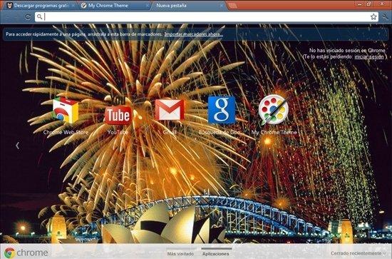 My Chrome Theme 10