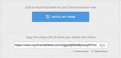 My Chrome Theme 9