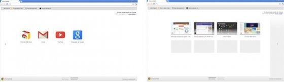 Cómo personalizar la nueva pestaña en Chrome 1