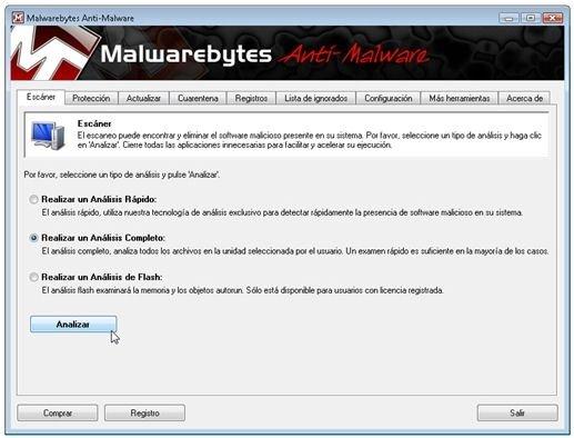 Cómo quitar virus SGAE - 2