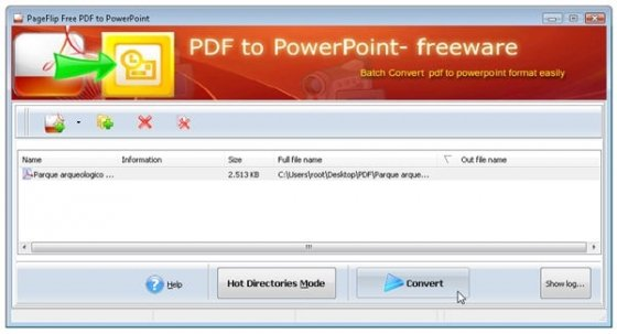 PDF a PowerPoint - 3
