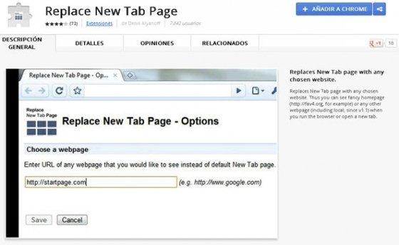 Abrir nueva pestaña Google Chrome - 1