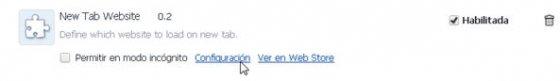 Abrir nueva pestaña Google Chrome - 2