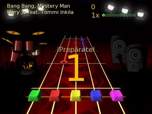 Guitar Hero para PC - 1