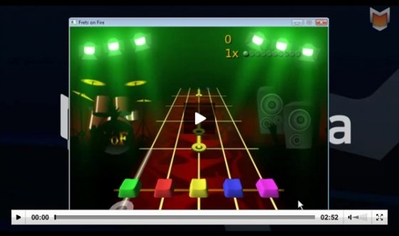 Guitar Hero para PC - 100