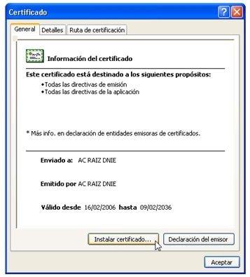 Certificado digital - 2