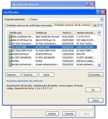 Certificado digital - 8
