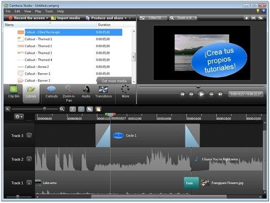 Crear tutoriales en vídeo - 3