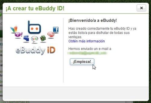 Añadir cuentas eBuddy - 4