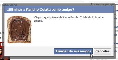 Cómo eliminar amigos Facebook - 2