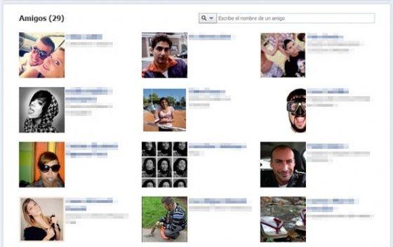 Cómo eliminar amigos Facebook - 3