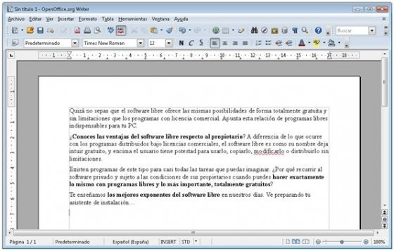 Software libre - 3