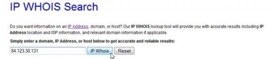 Localizar IP - 3