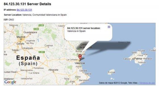 Localizar IP - 4