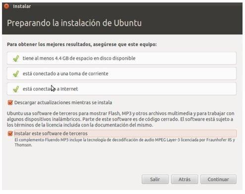 Cómo instalar Ubuntu - 2