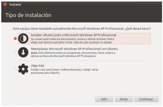 Cómo instalar Ubuntu - 3