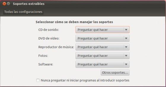 Información sobre periféricos y otros dispositivos en Ubuntu