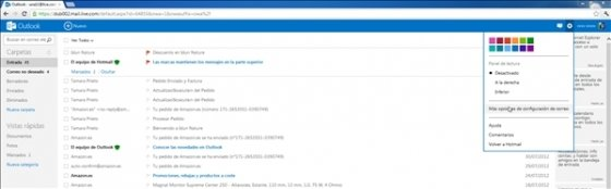 Cambiar de Hotmail a Outlook.com 2