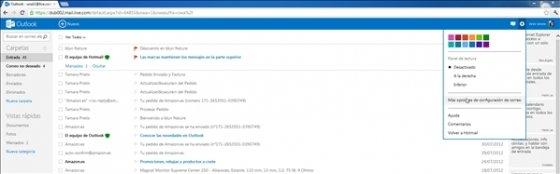 Cambiar de Hotmail a Outlook.com 2