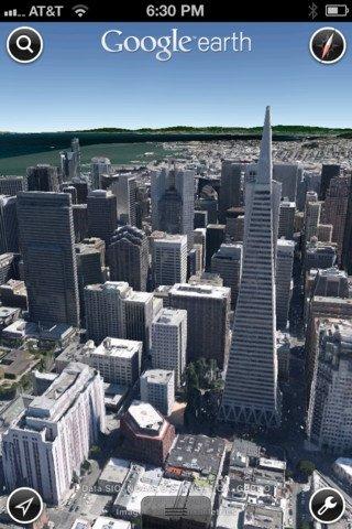Recreación de ciudad en 3D en Google Earth