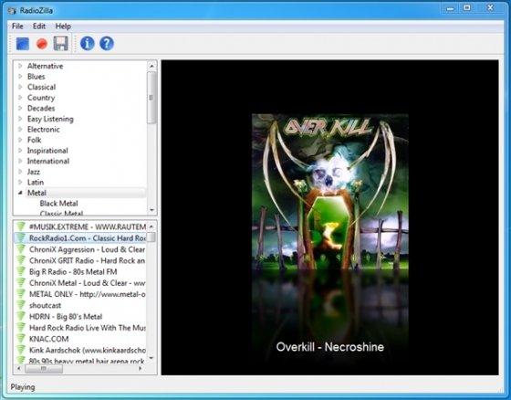 Descargar radio MP3 1