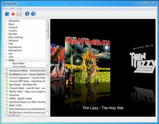 Descargar radio MP3 2