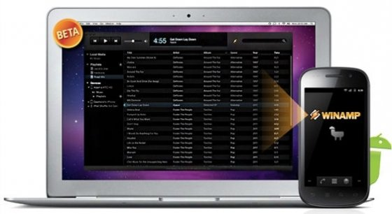 Descargar Winamp para iPhone - 1
