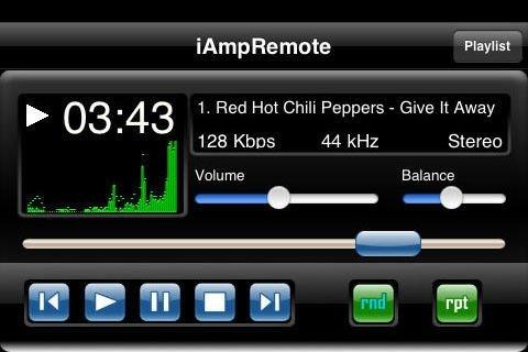 Descargar Winamp para iPhone - 4