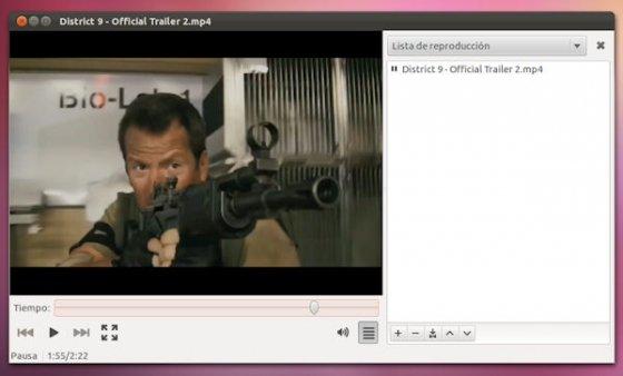 Mejor reproductor de vídeo para Ubuntu - 1