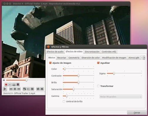 Mejor reproductor de vídeo para Ubuntu - 2