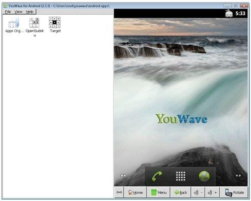 Youwave para móvil - 1