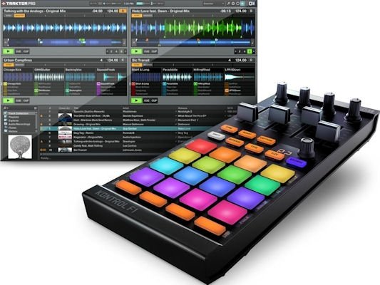 Remix Decks Traktor - 2
