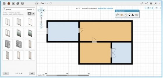 Programa para crear planos - 3