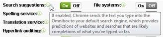 Privacidad de Google Chrome - 3