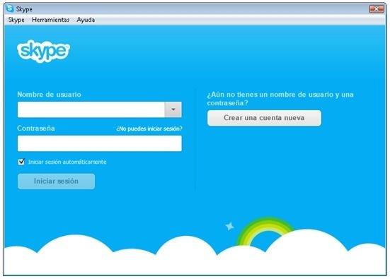 Crear cuenta Skype - 7