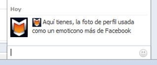 Emoticonos en Facebook - 20