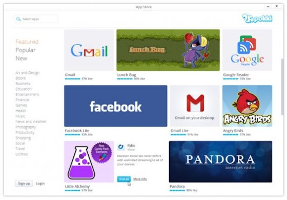 Menú Inicio en Windows 8 - 5