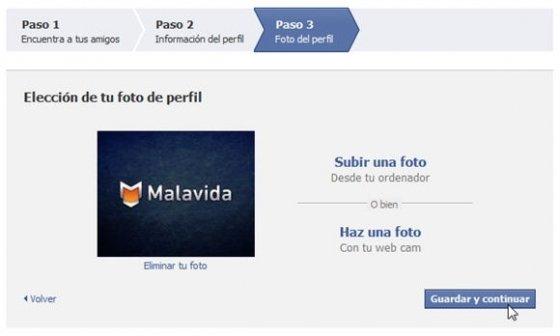 Cómo crear una cuenta en facebook - 5