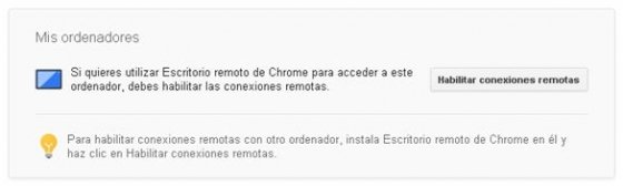 Control remoto con Chrome Remote Desktop - 7