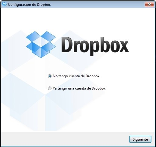 Cómo instalar Dropbox